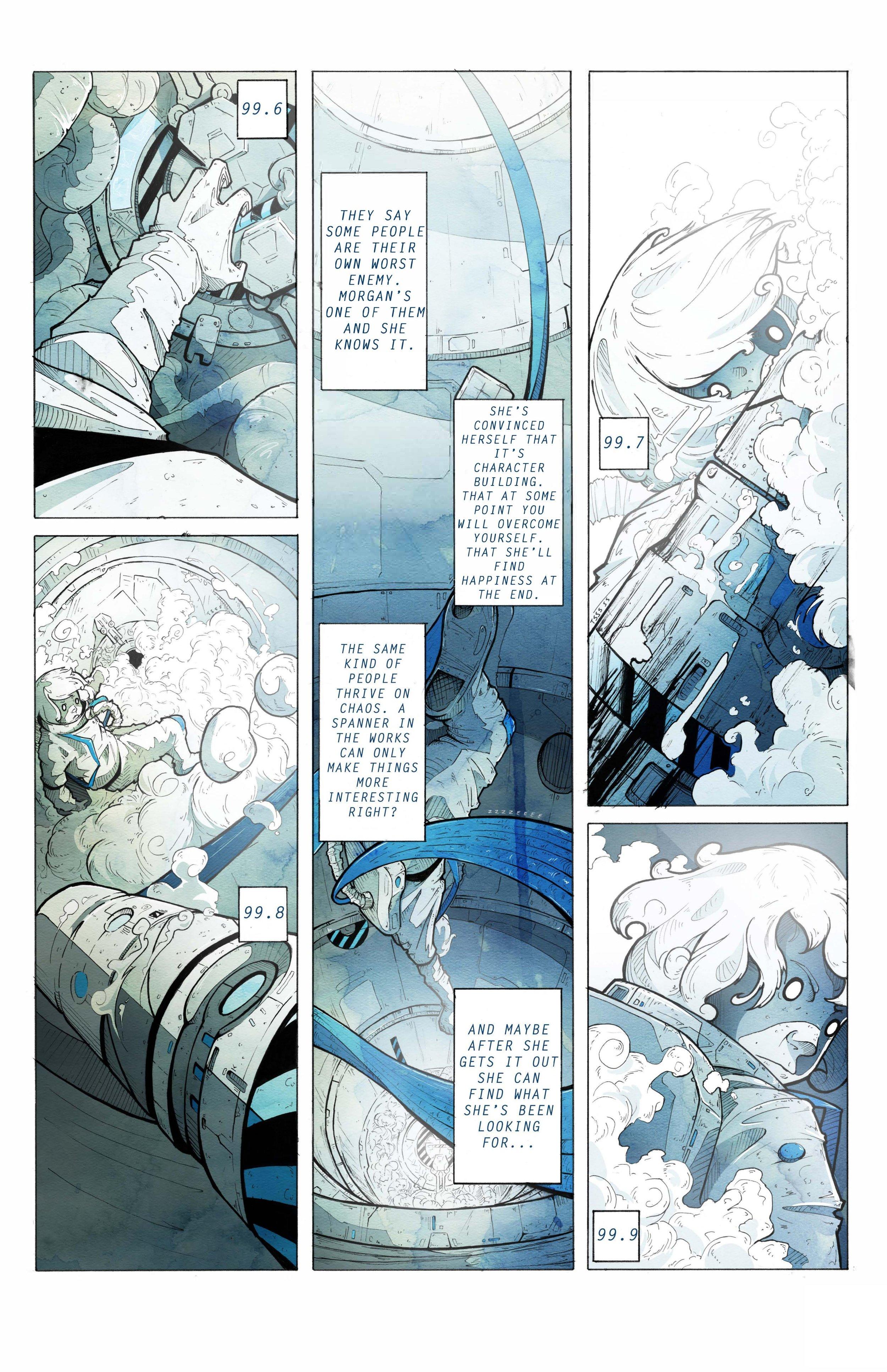 WHITE part 1. blue [p5]