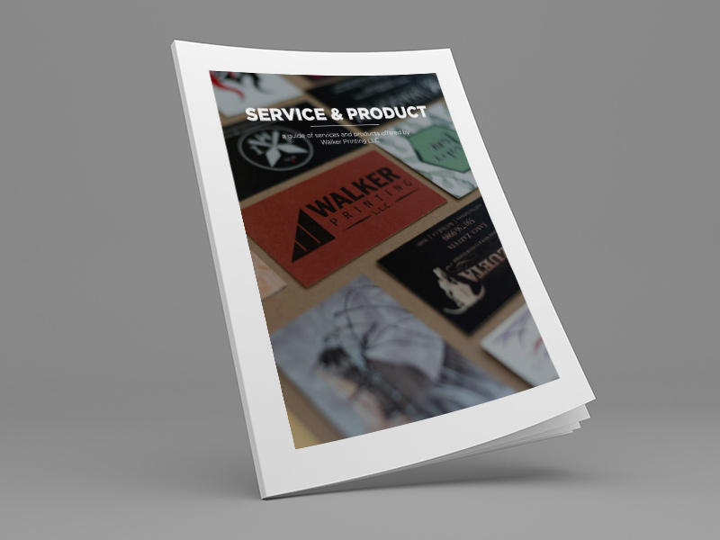 Service & Product Guide