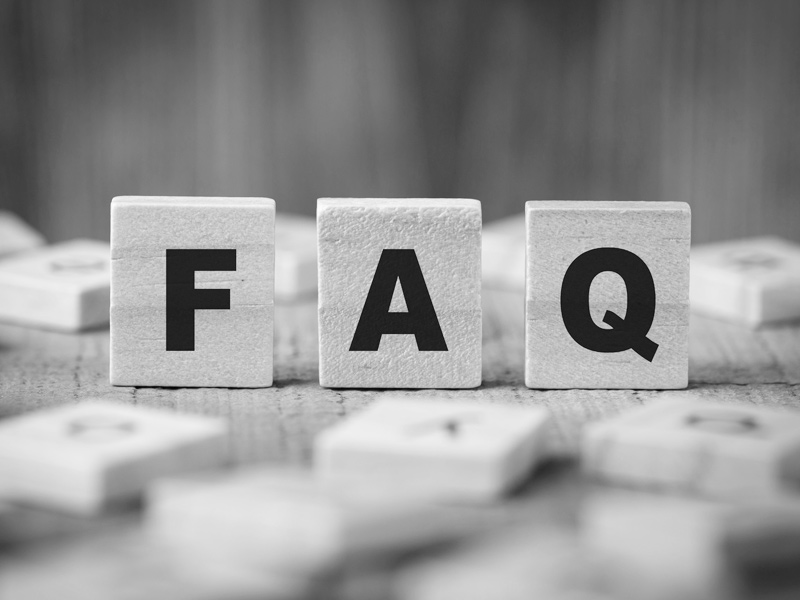 Walker Printing FAQ