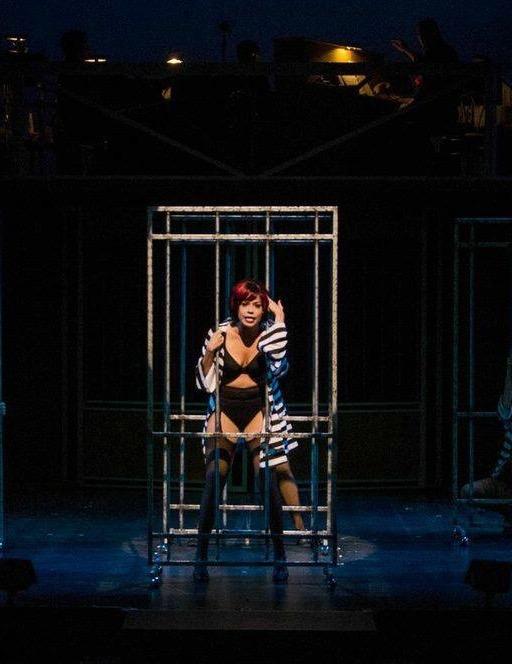 June,  Chicago , Arts Center of Coastal Carolina, Directed/Choreographed by: Russell Garrett