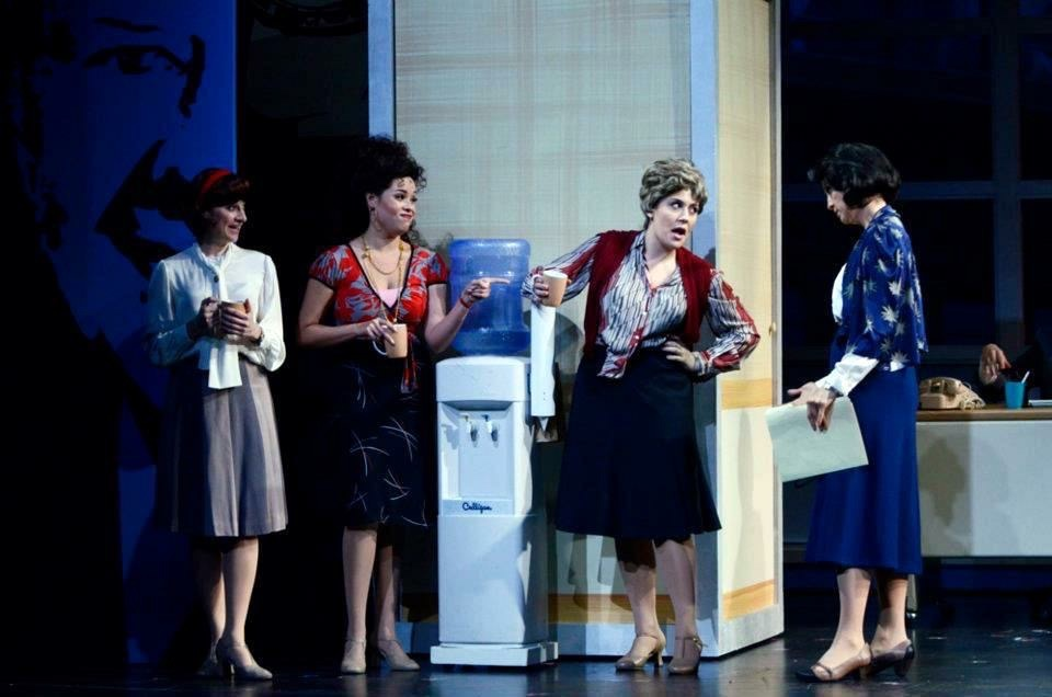 Maria,  9 to 5: The Musical , Fingerlakes Musical Theater Festival, Directed by: Kate Swan, Choreographed by: Yoav Levin