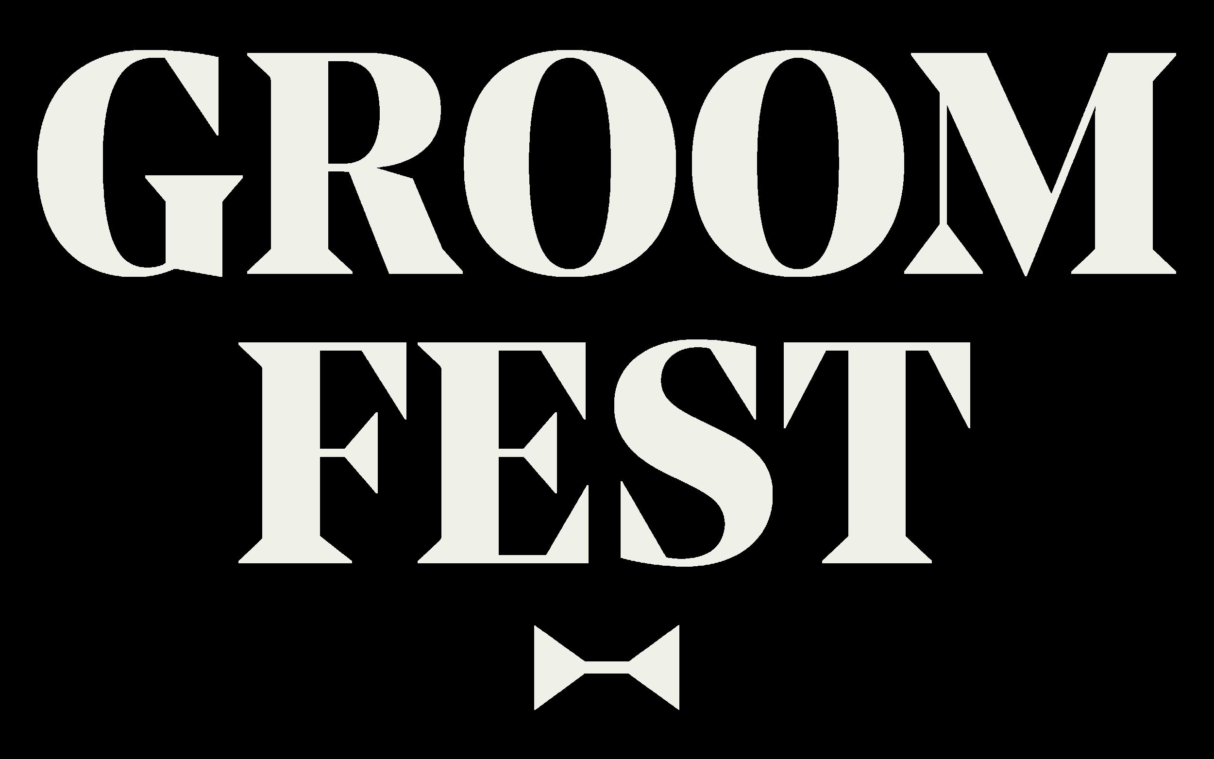Groom Fest Logo