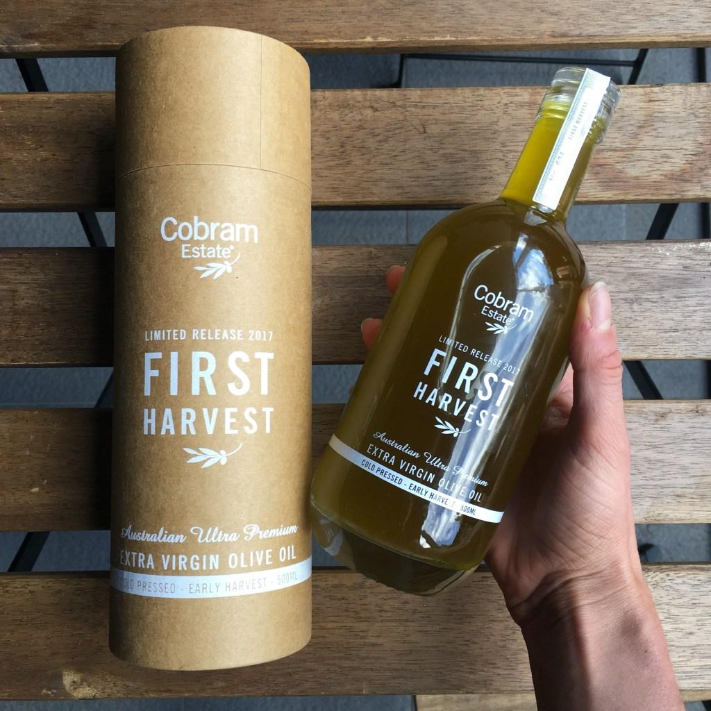 Cobram Estate First Harvest Extra Virgin Olive Oil