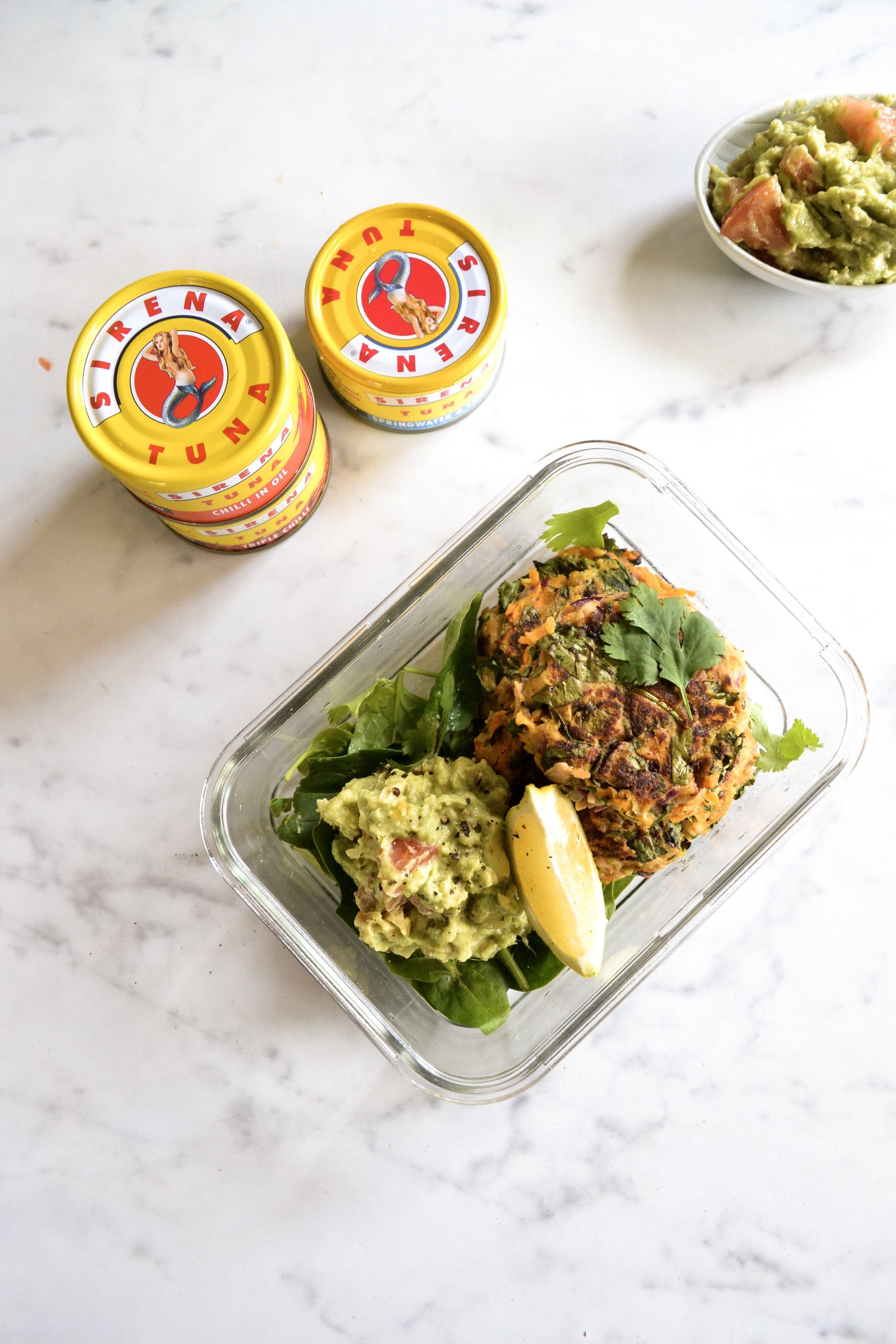 Sirena Chilli Lime Tuna Patties (gluten free)