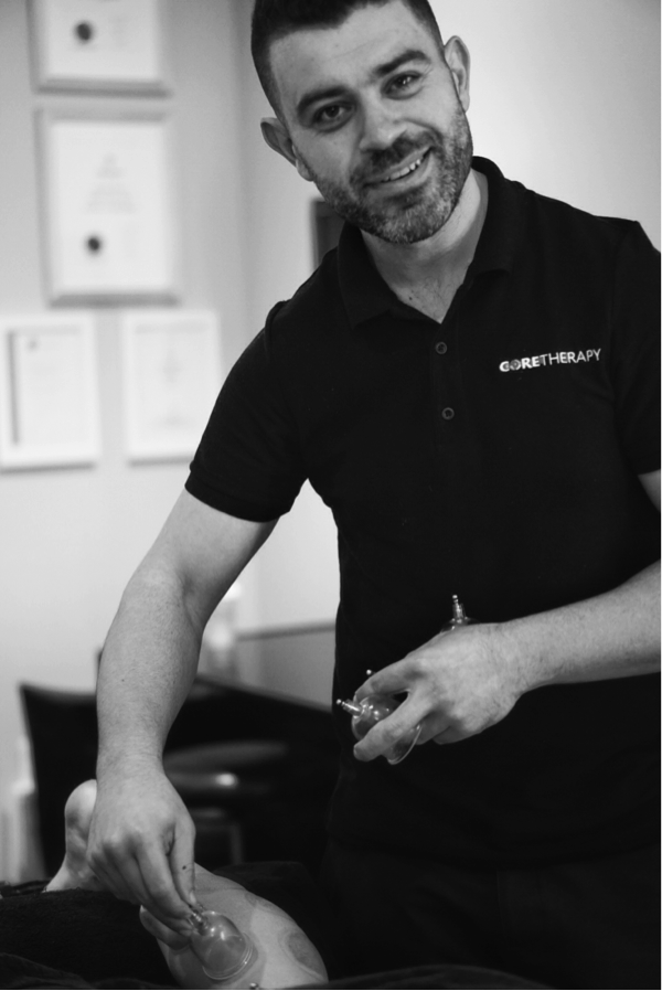 Danny Shaheen Core Therapy Massage