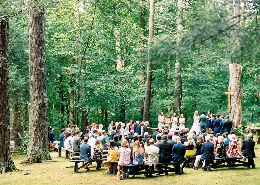 Bedford NY Private Estate Wedding