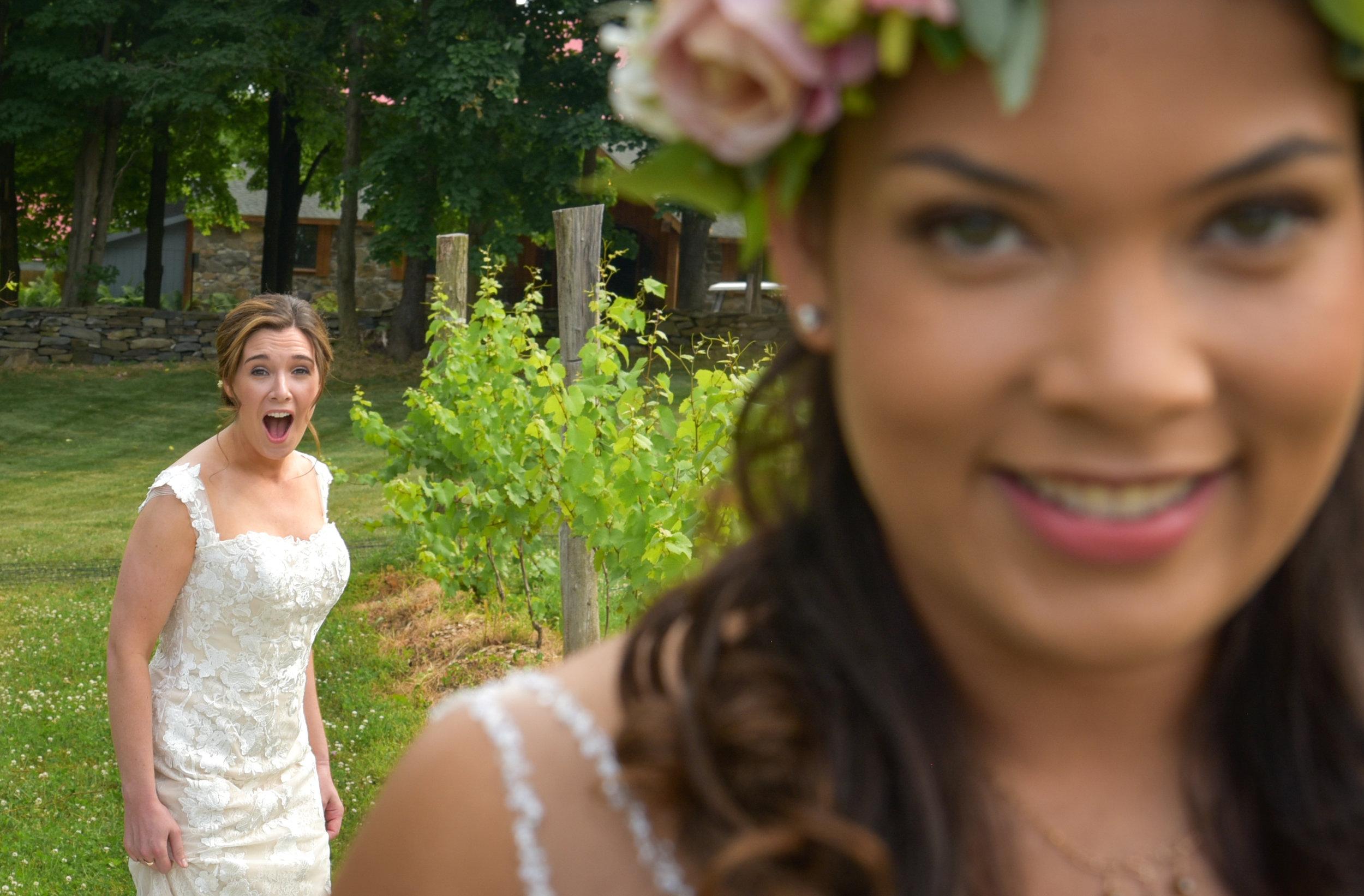 Hudson Valley Vineyard Wedding