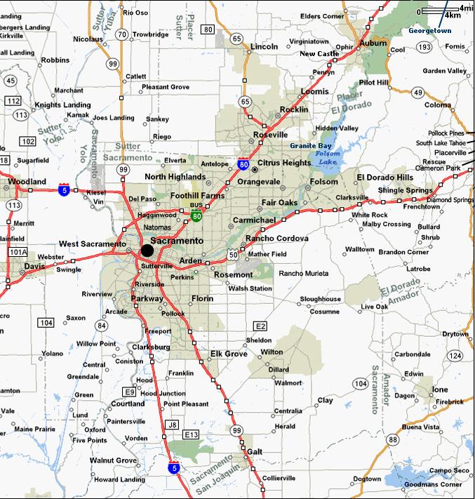 Service Areas - Antelope, CA, Carmichael, CA, Citrus Heights, CA, Clarksburg, CA, Courtland, CA, Davis, CA, Dixon, CA. El Dorado Hills, CA, Elk Grove, CA, Elverta, CA, Fair Oaks, CA, Fairfield, CA, Folsom, CA, Gold River, CA, Granite Bay, CA, Lincoln, CA, Loomis, CA, Mather, CA, McClellan, CA, Newcastle, CA, North Highlands, CA, Orangevale, CA, Penryn, CA, Rancho Cordova, CA, Rio Linda, CA, Rocklin, CA, Roseville, CA, Sacramento, CA, Sloughhouse, CA, Vacaville, CA, West Sacramento, CA