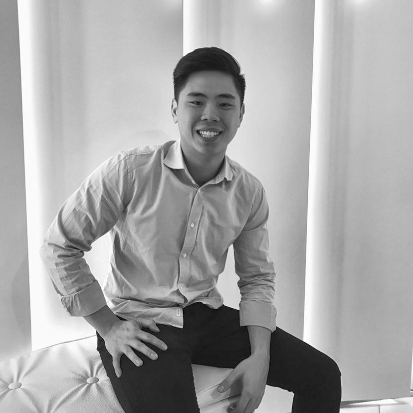 Eric Chan - Sales Apprentice