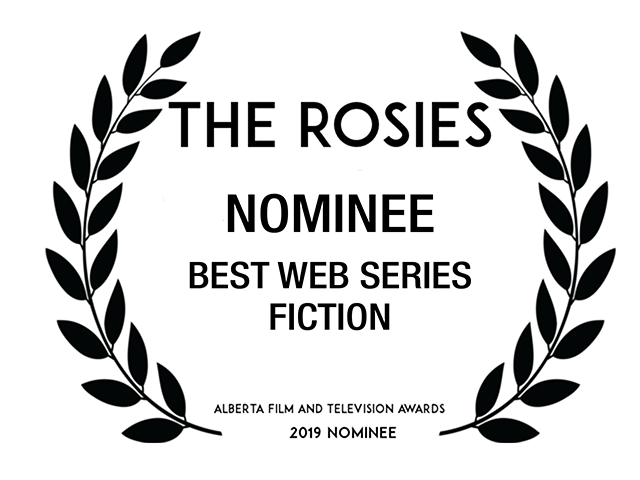 Nominee Best Web Series  AMPIA Rosie Awards