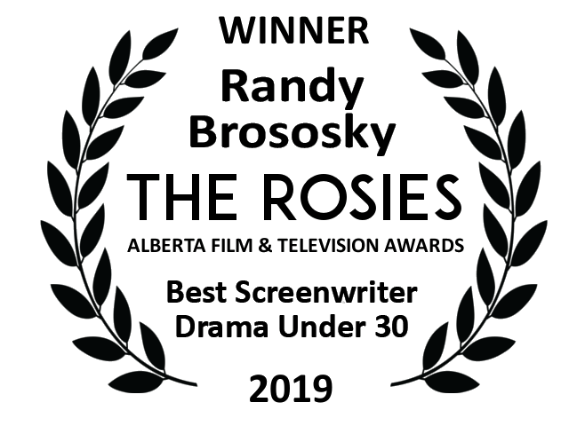 Winner Best Screenwriter  AMPIA Rosie Awards