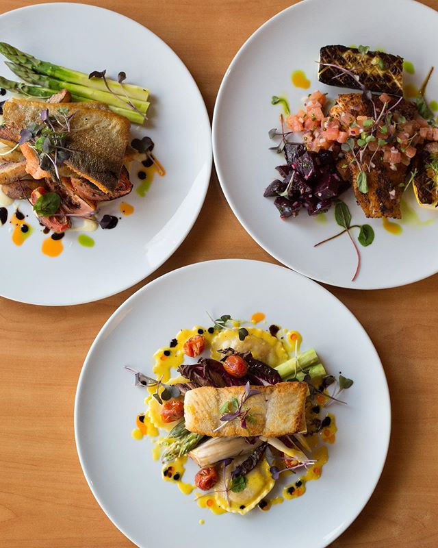 The most important decision you should be making today is which special pairs best with 50% off wine! Join us every Monday for 1/2 off all bottles of wine and incredible dinner specials.