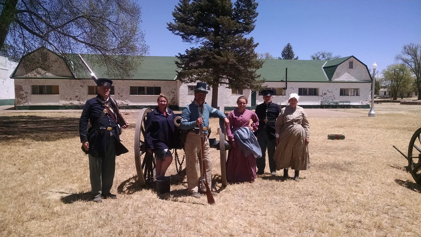 A big thank you to our many other volunteers who help with the myriad of activities and programs at Fort Stanton.