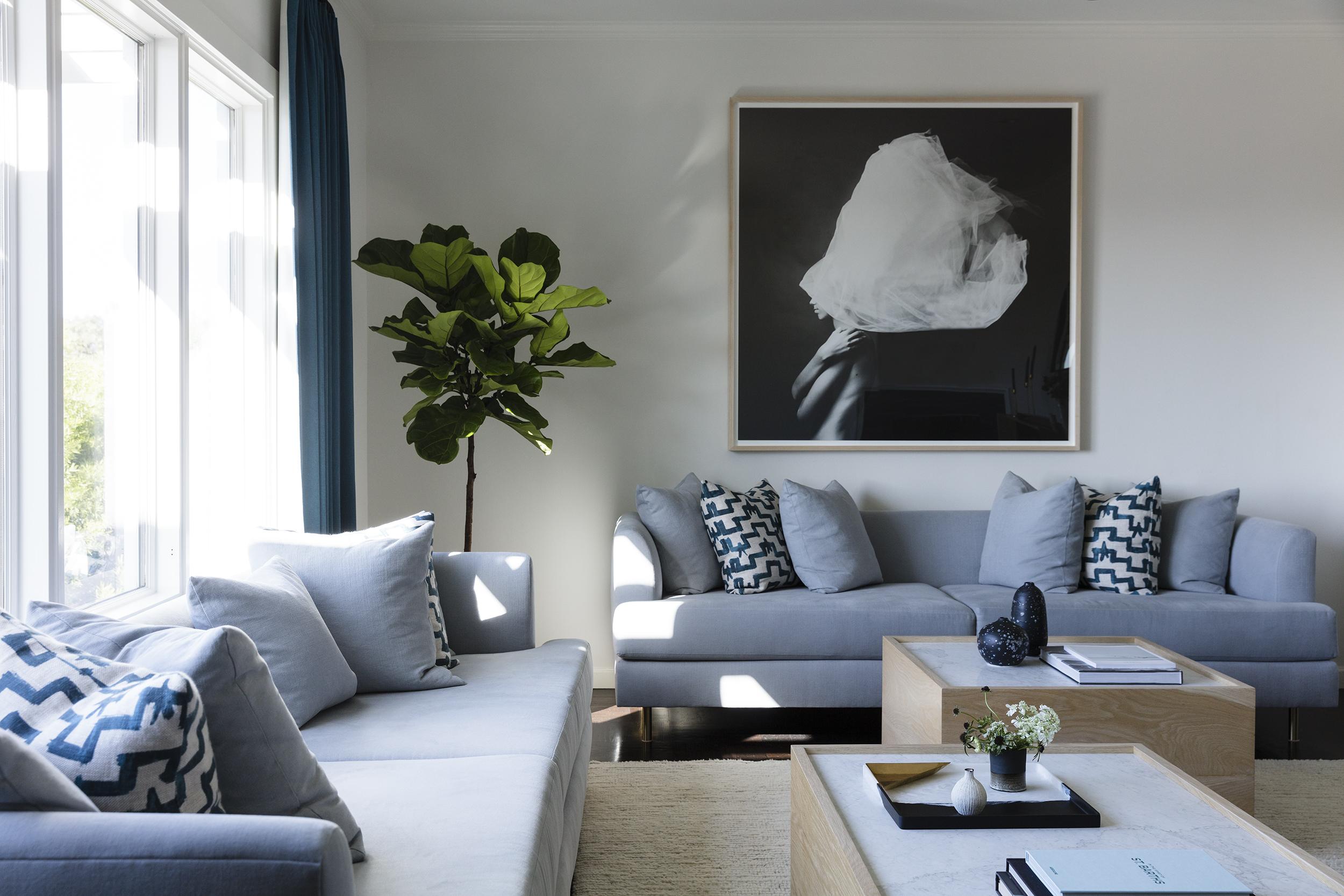 Lauren Nelson Design // Laurel Heights // Living Room