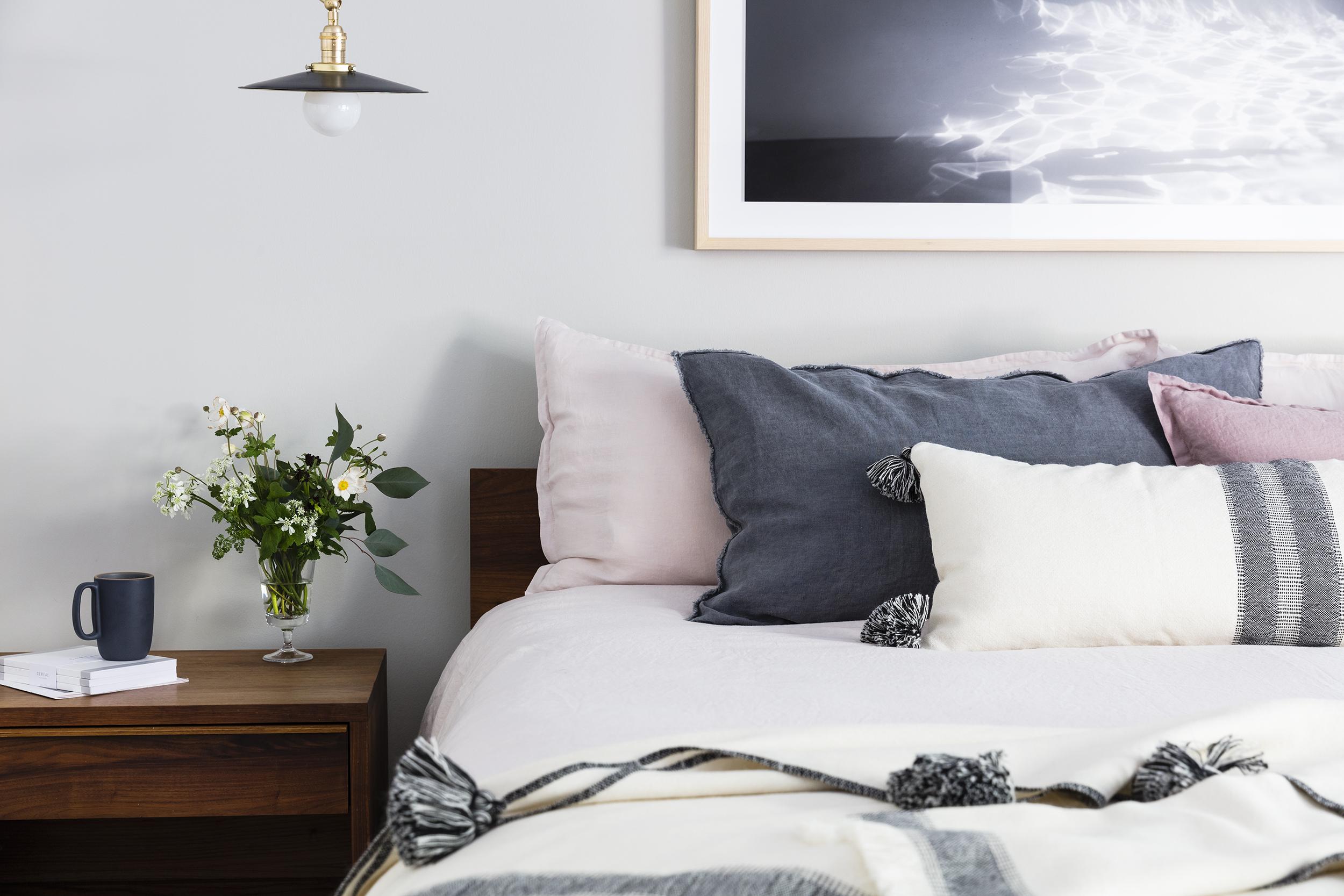 Lauren Nelson Design // Laurel Heights // Master Bedroom
