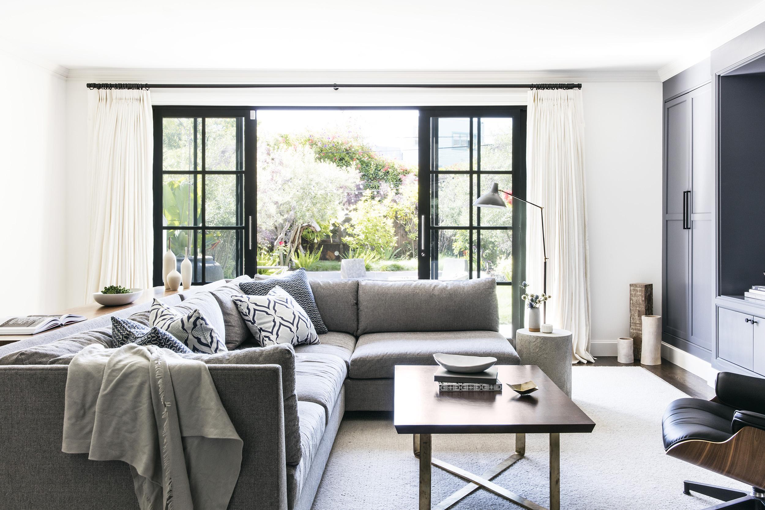Lauren Nelson Design // Marina Home // Man Cave