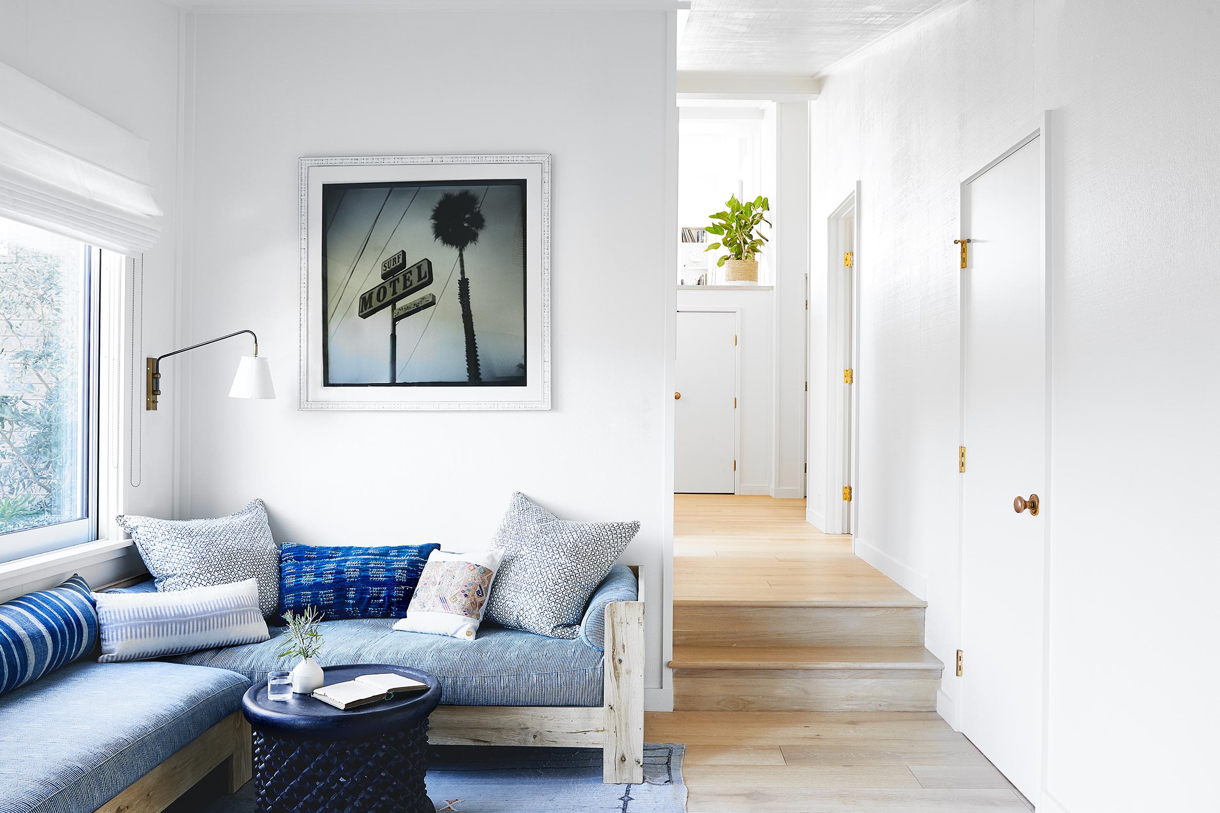 Lauren Nelson Design // Stinson Home // Family Room