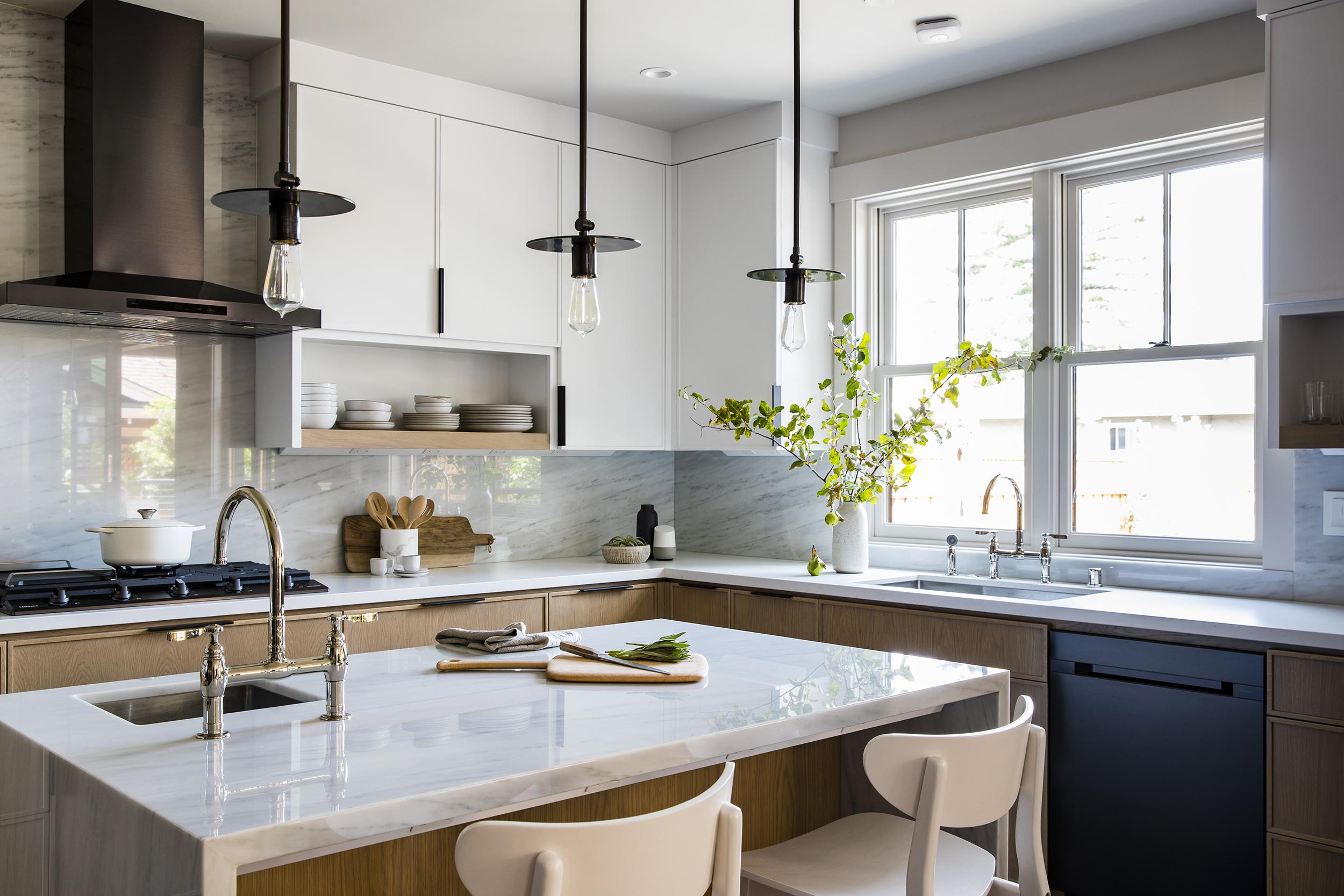Lauren Nelson Design // Sunset Idea House // Kitchen