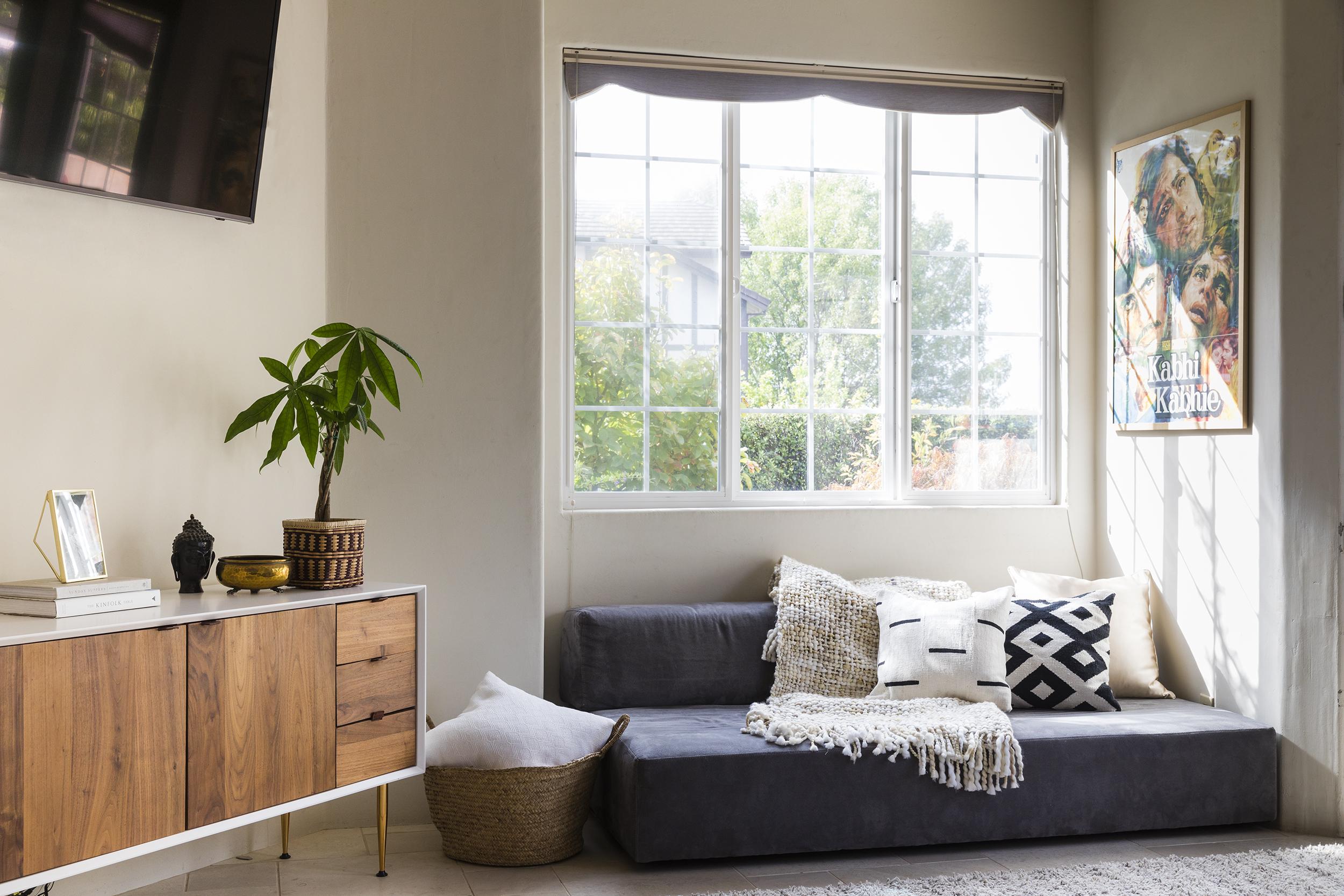 Lauren Nelson Design // Oakland Home // Living Room