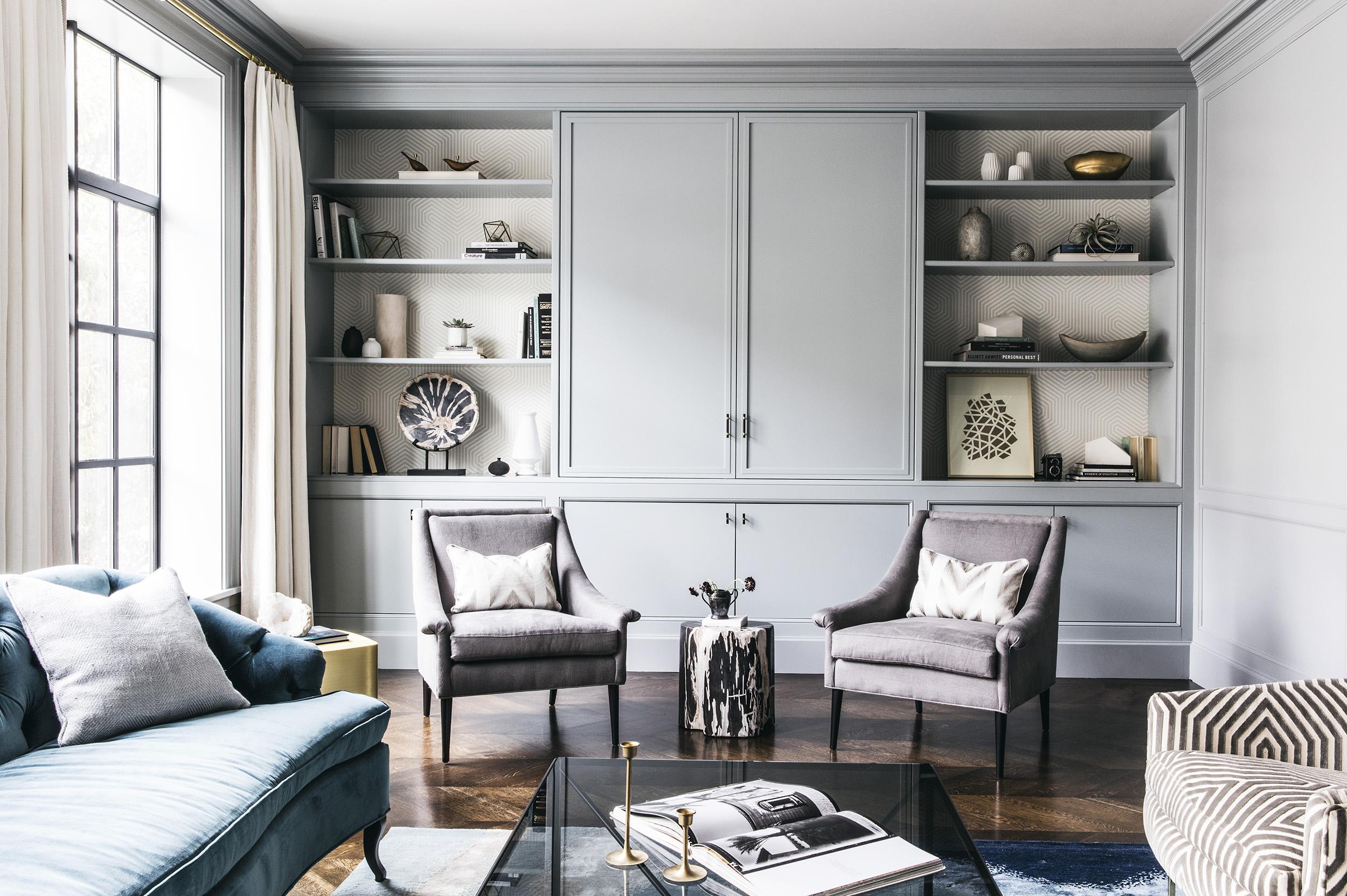 Lauren Nelson Design // Marina Home // Living Room