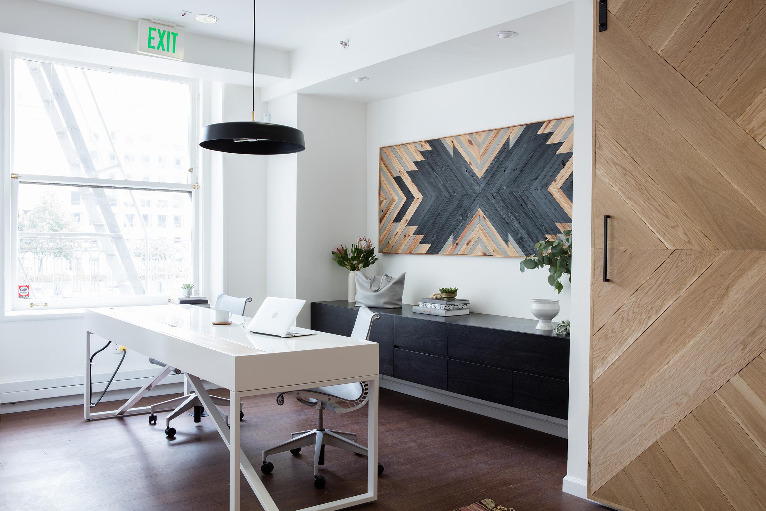 Lauren Nelson Design // Cuyana Office