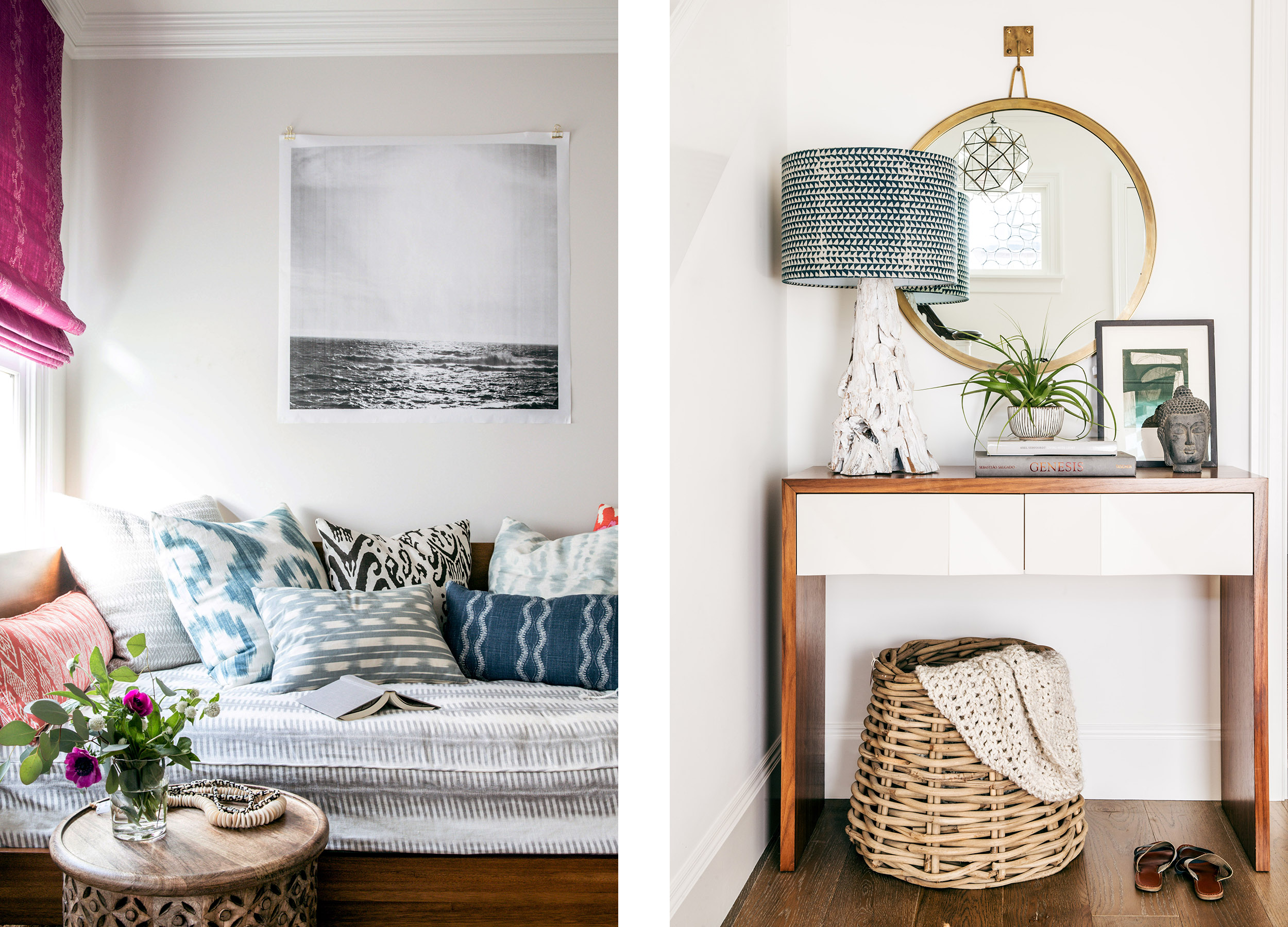 Lauren Nelson Design // San Francisco Home // Entry