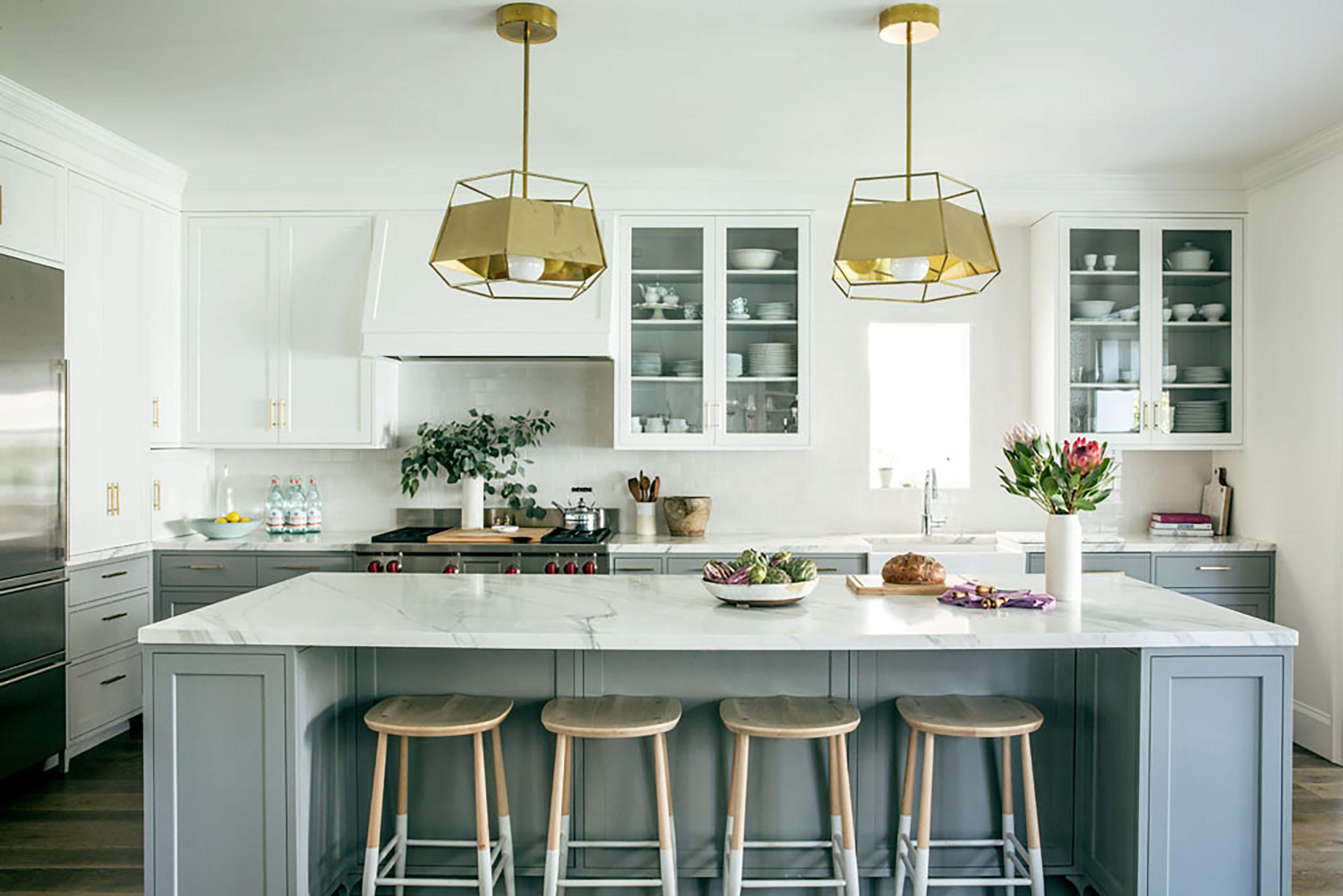 Lauren Nelson Design // San Francisco Home // Kitchen