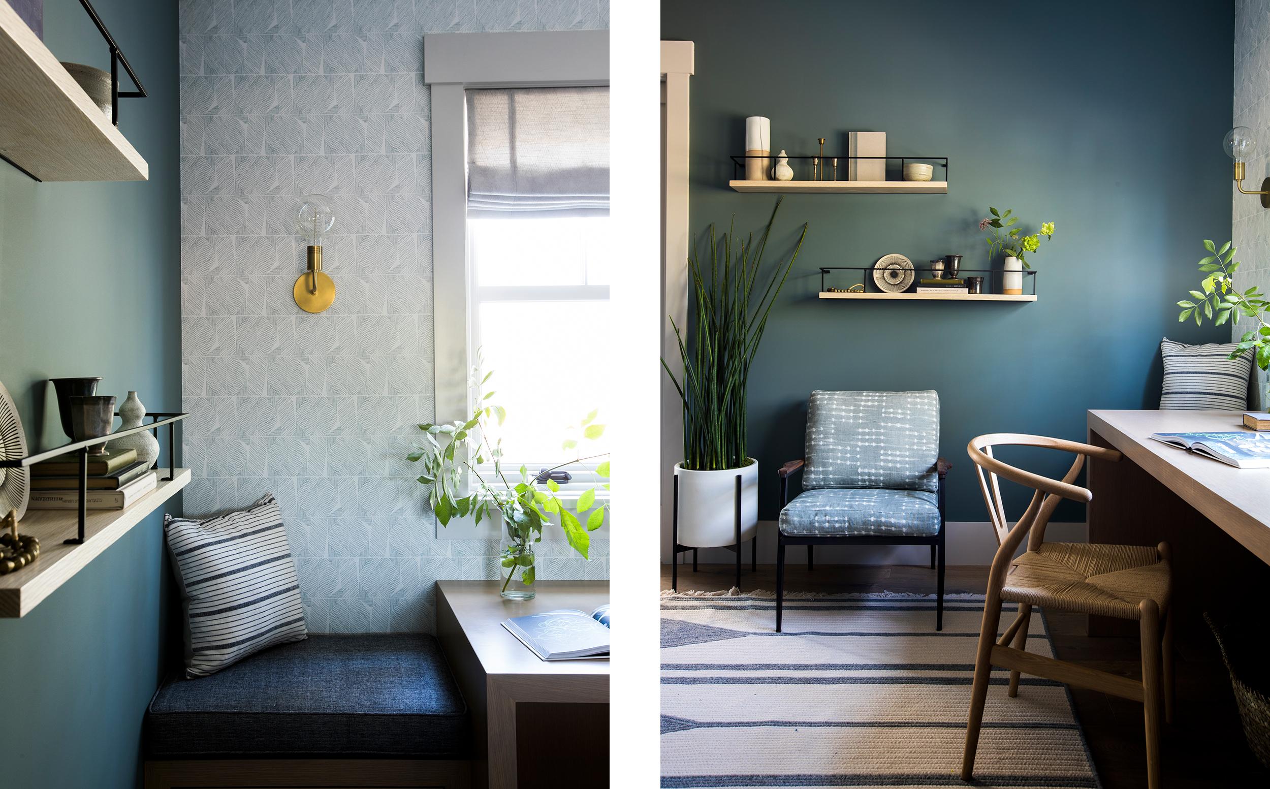 Lauren Nelson Design // Sunset Idea House // Office