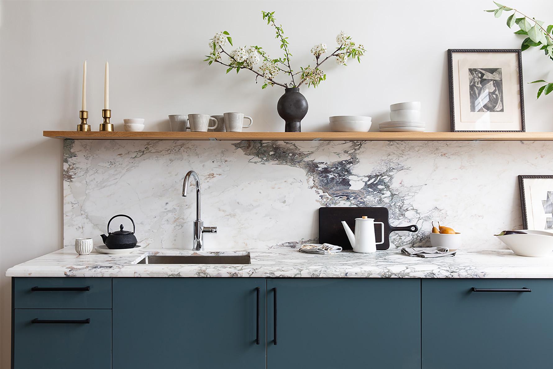 Lauren Nelson Design - LND Office - Kitchen
