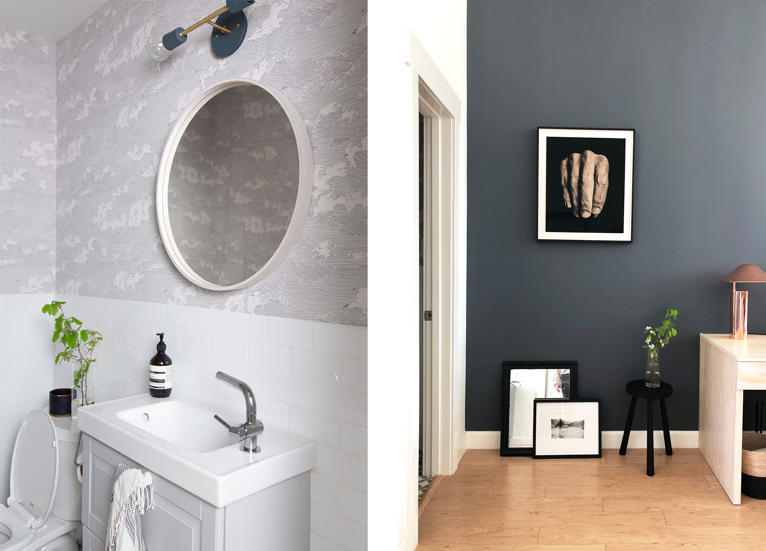 Lauren Nelson Design - LND Office - Bathroom