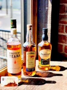 A trio of whiskeys with a long, proud Irish heritage.