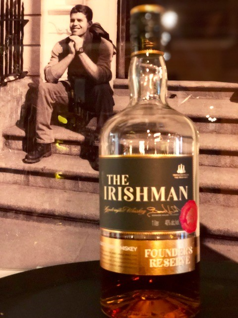Irishman is as good as it sounds and was one of Danny's favorites.