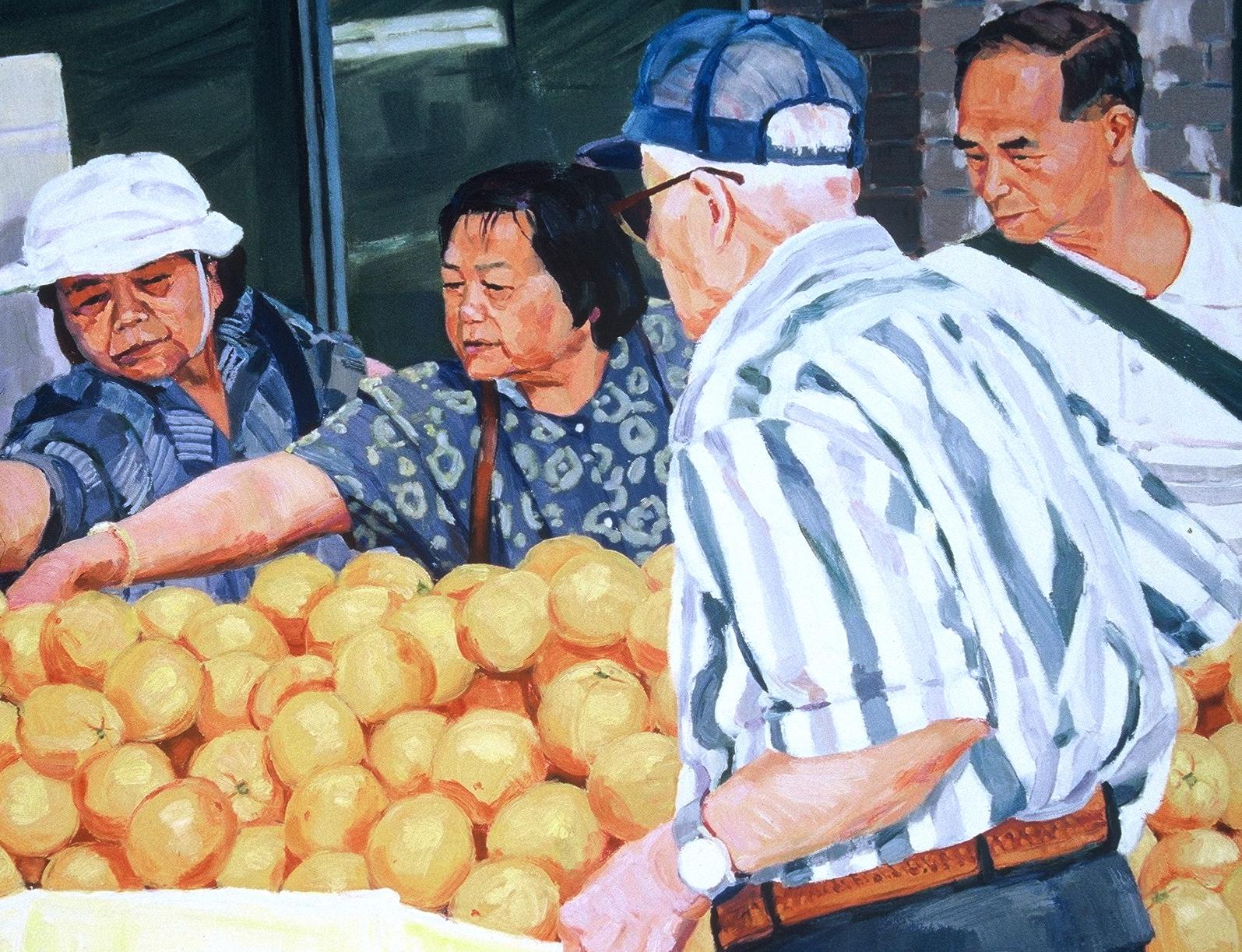 The Orange Pickers