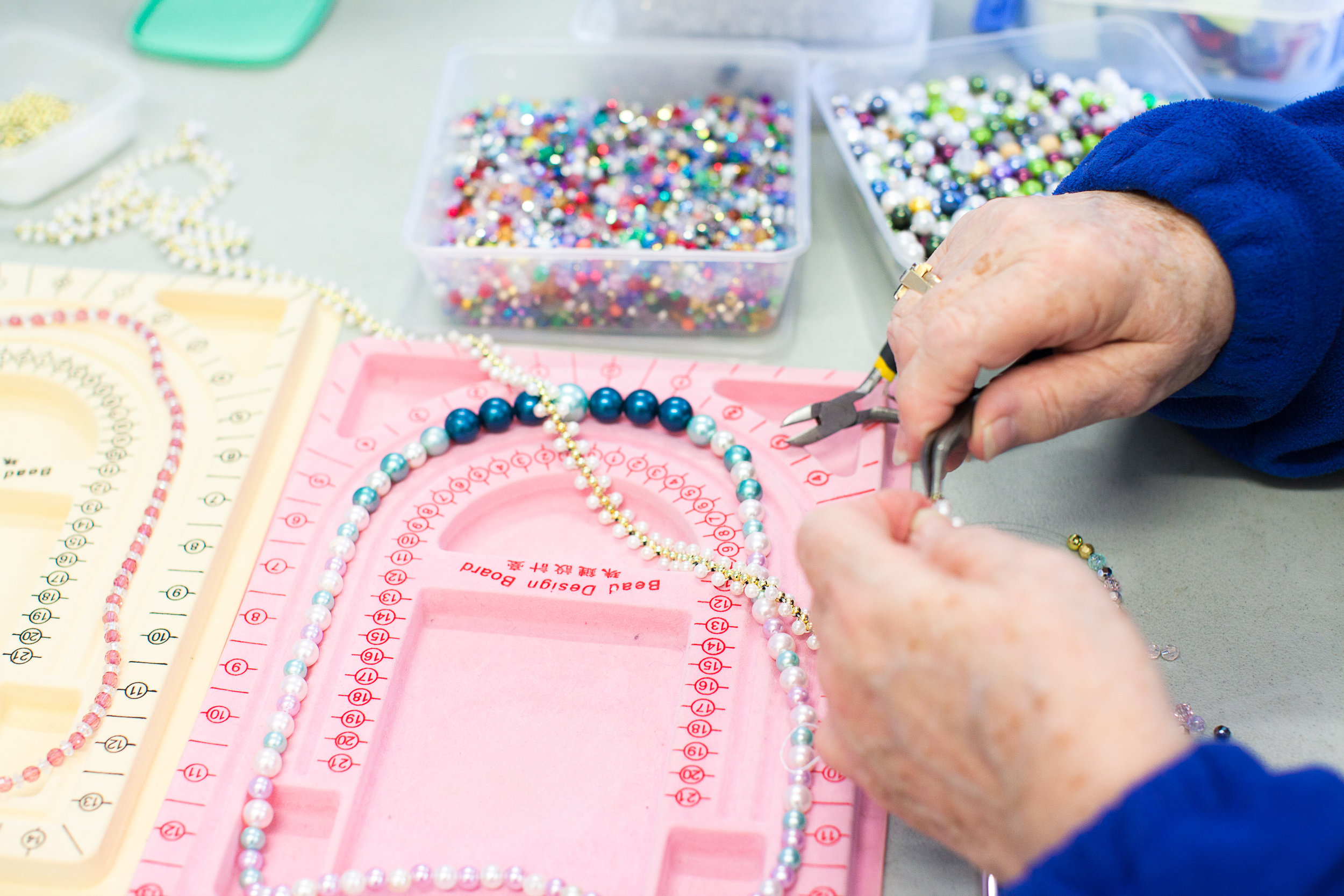 Beading ClassFriday12pm to 3pm -