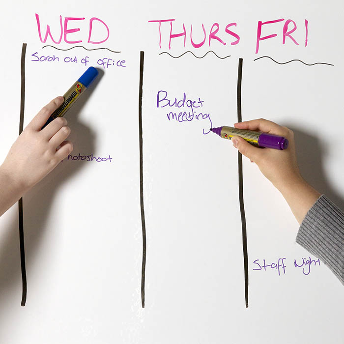 Drawing-calendar-on-dry-erase-surface-created-with-Smart-Self-Adhesive-Whiteboard-Film-Low-Sheen-1.jpg