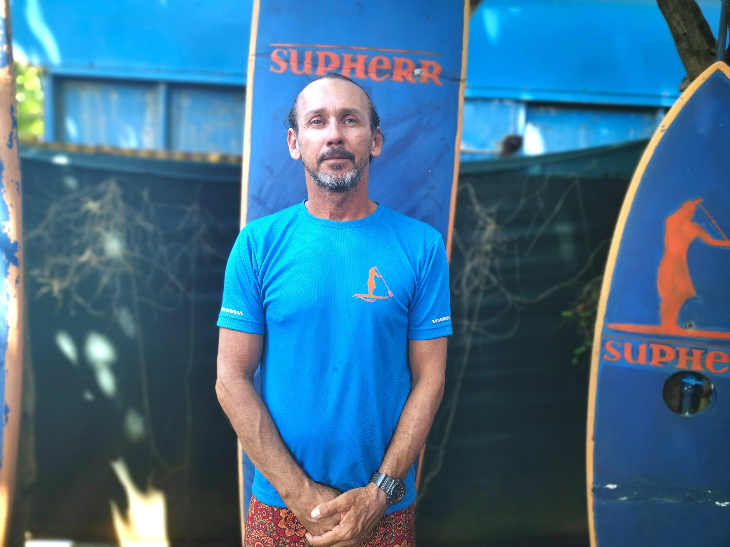 - Our instructor in Chief has more than 20 years of lifeguard experience and for many years was in charge of the safety of the swimmers of the open water competition in Punta Leona.