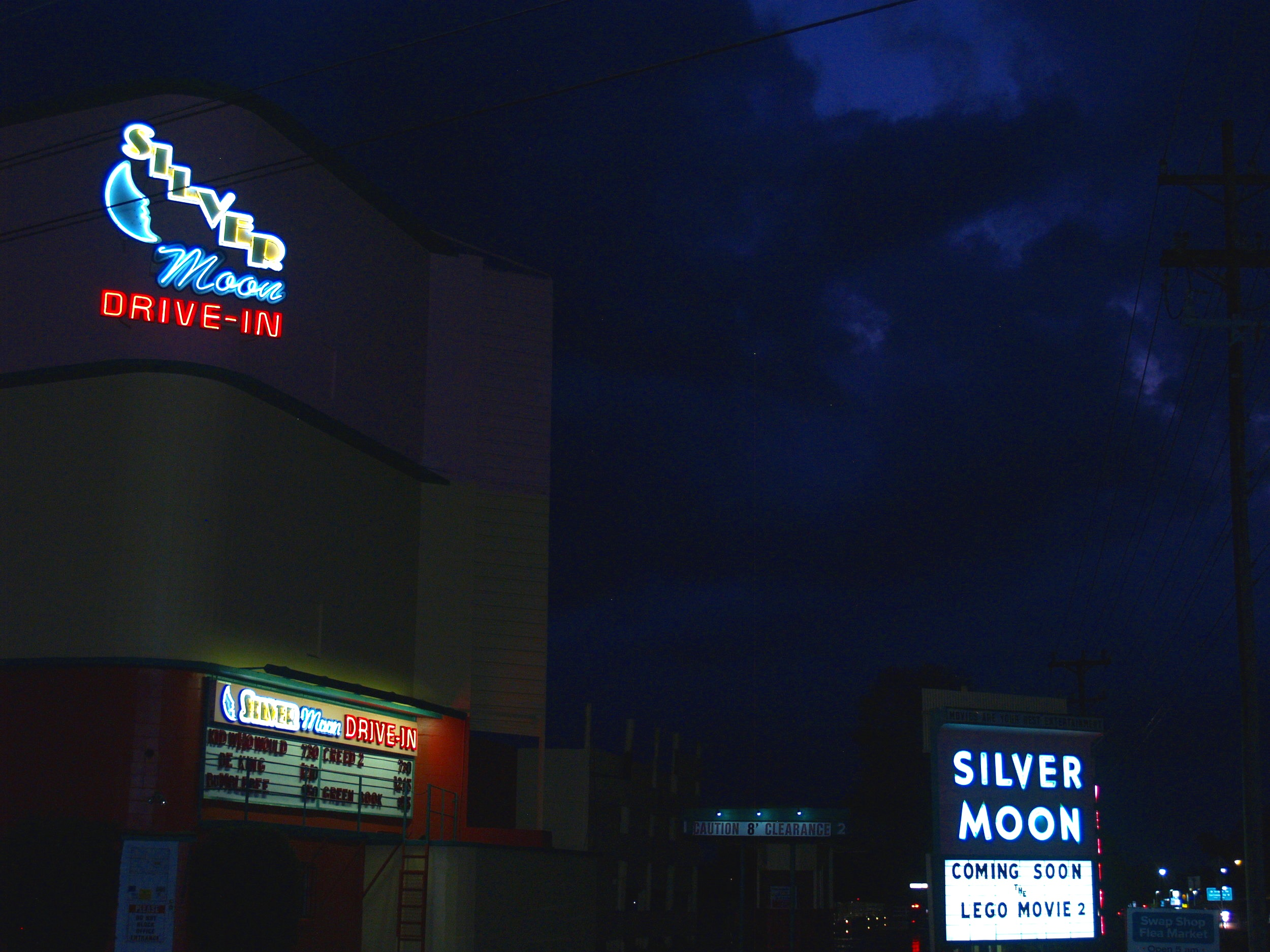 The Silver Moon Drive-In (Lakeland, FL)