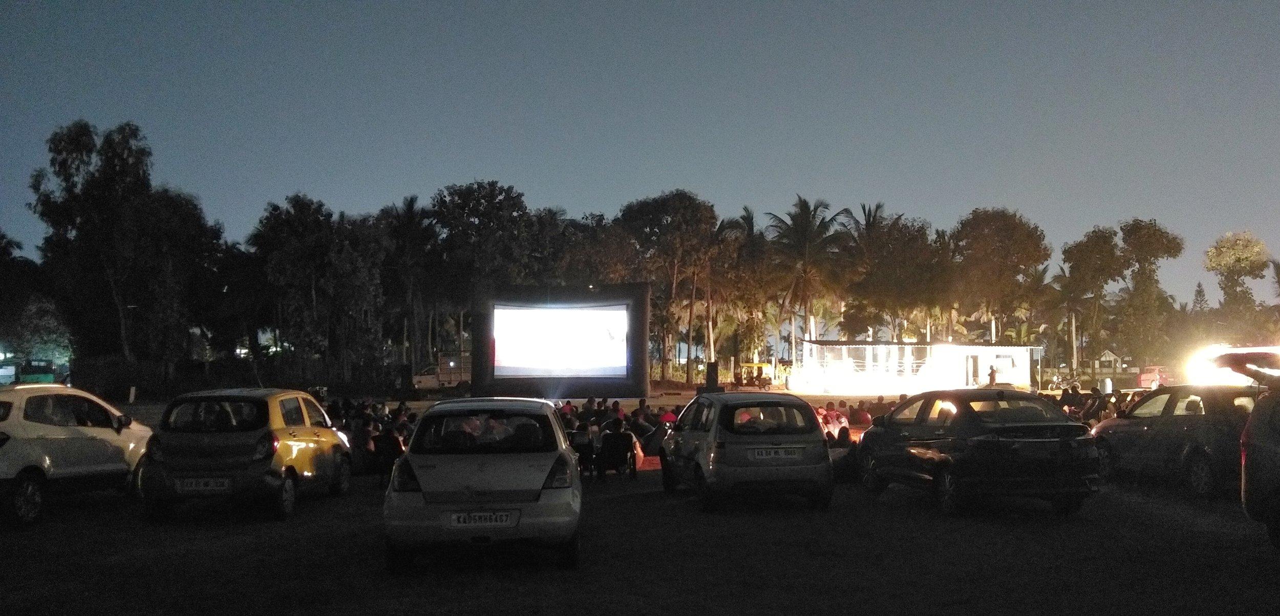 Under the Stars Cinema (Bangalore, India)
