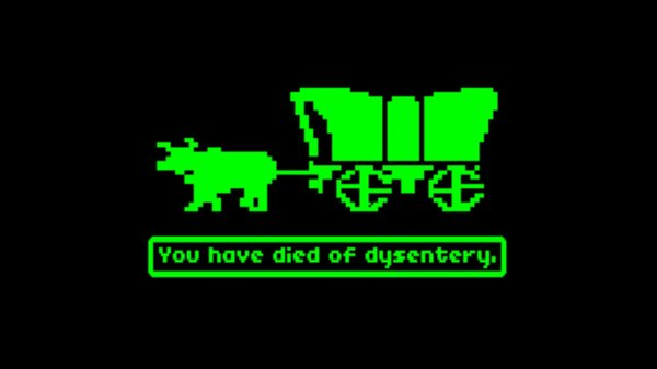 Until I moved there for grad school, this is how every attempt to reach the Willamette Valley ended for me. If you're not an American millennial, this is from the notoriously difficult Oregon Trail computer game. .