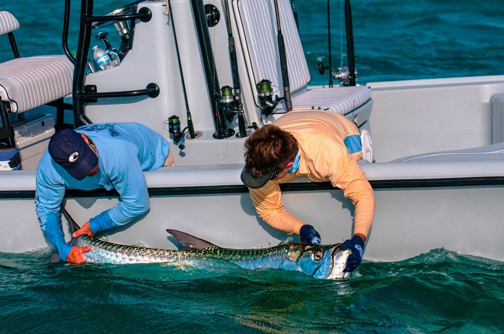 Tight Lines and Excellent Fishing in the Middle Keys