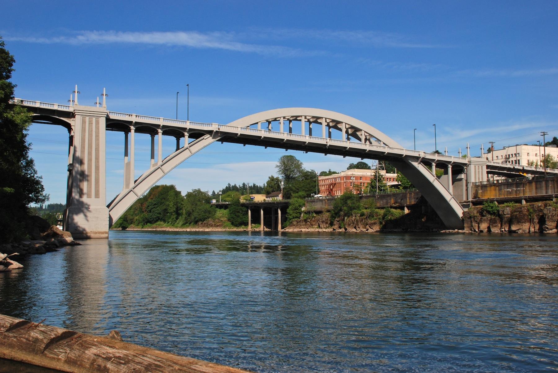 Oregon City -