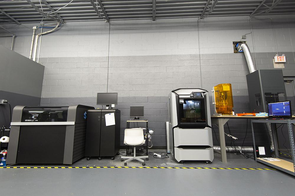 3D Printing Service -