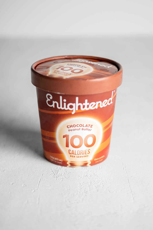 100 Calories per 1/2 Cup, 400 Calories per pint,  3 WW Points  per serving, $5.89
