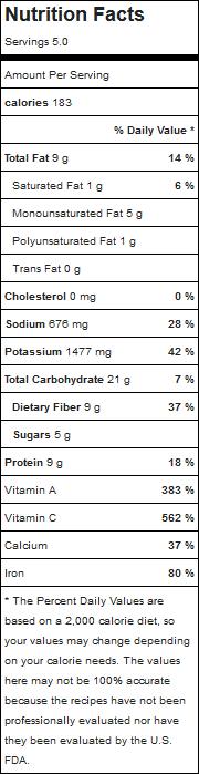 Saffron Cauliflower Rice MyFitnessPal com.png