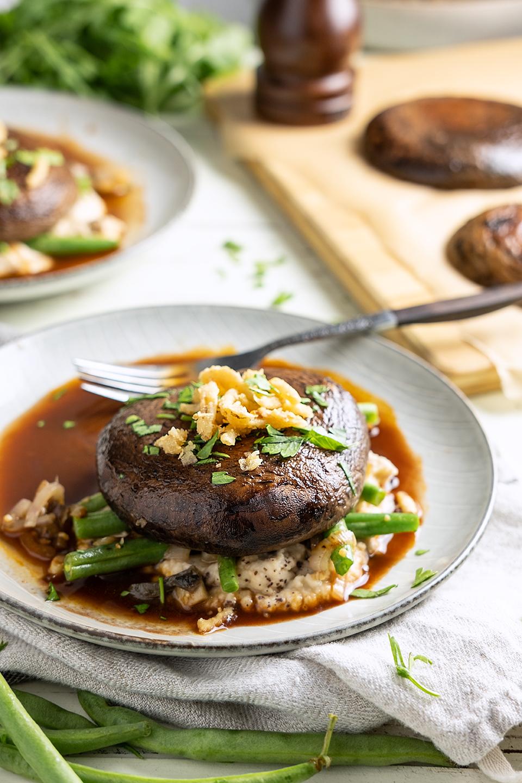 JodiLoves_Mushroom-Bean-Puree-Wine-Sauce-Caps-Salad.jpg
