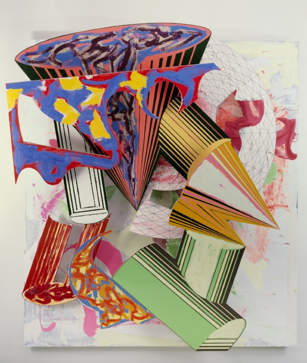 Celebrated American artist Frank Stella has deftly navigated the primary and secondary art market throughout his career.