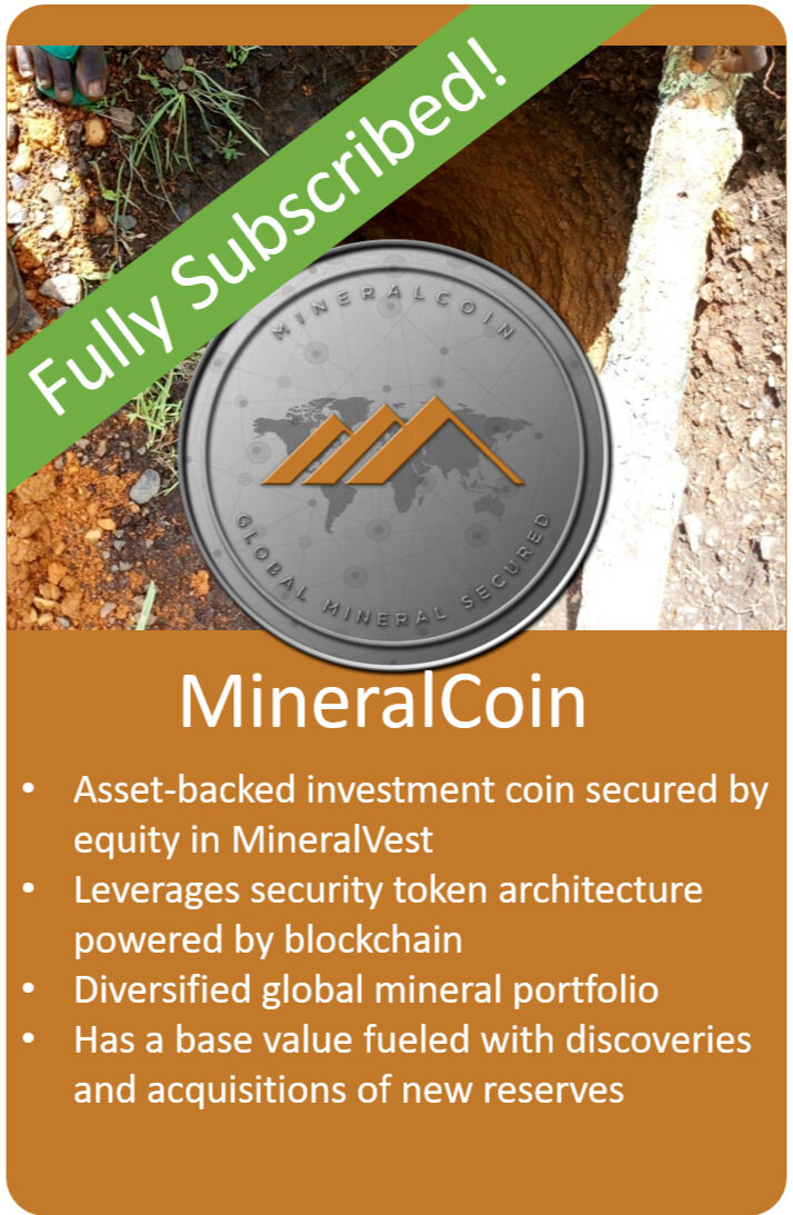 MineralCoin-Investment
