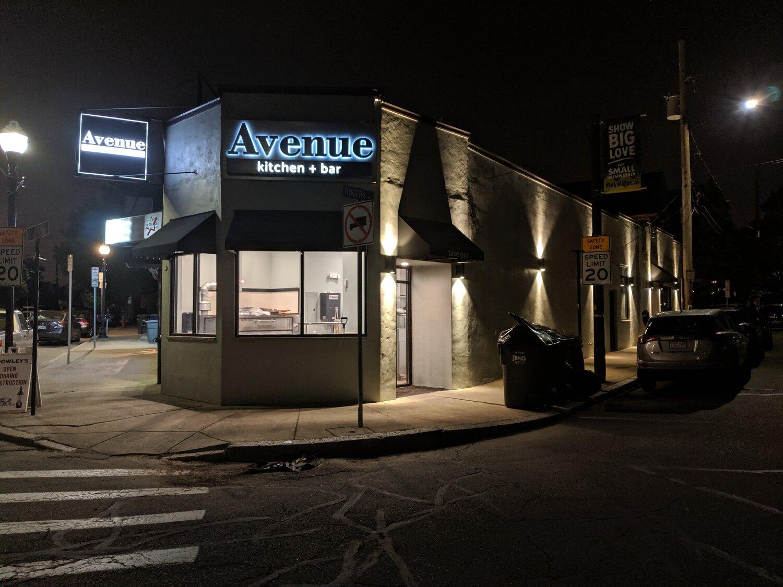 Avenue kitchen + bar Somerville