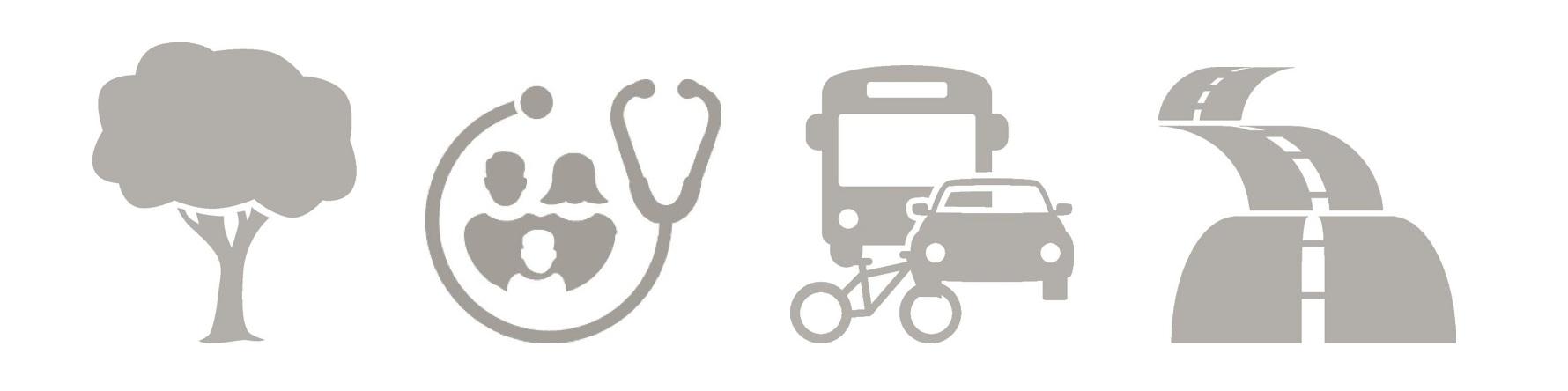 Environment, Health, Transit