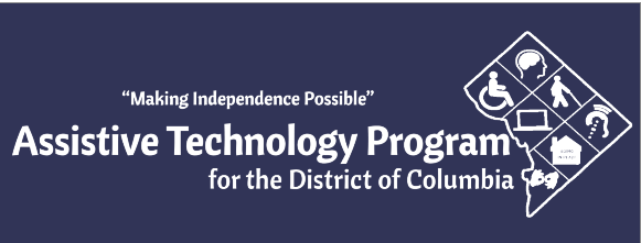 Photo/ Image Courtesy of: Assistive Technology Program for DC (ATPDC)